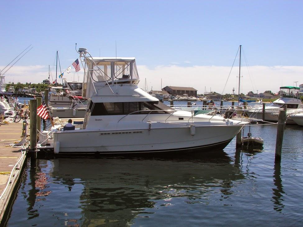Boat Basen Block Island
