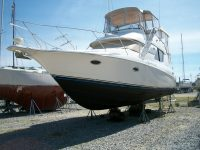 2001 Silverton 352 motoryacht/ Mercruiser  engines/ PRICE REDUCED