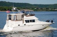 1996 Silverton 402 Motor Yacht For Sale