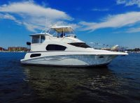 2008 39 Motoryacht w/ Low Hour 380hp Yanmars and Thruster