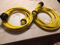 30 amp 125v Yellow Marine PowerCords 25' ft           SOLD!!!!!!!!!!!!!!!!!!!!!!!!!!!!!!!!!!